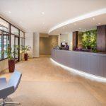 Bedford Hotel reception